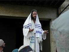 D'Arcy Browning as Jesus