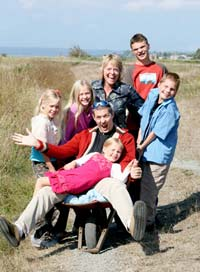 The Kutney family