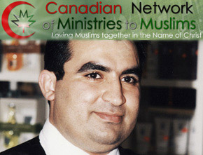 Faheem Moini used to spy on Christians; now he pastors a church.